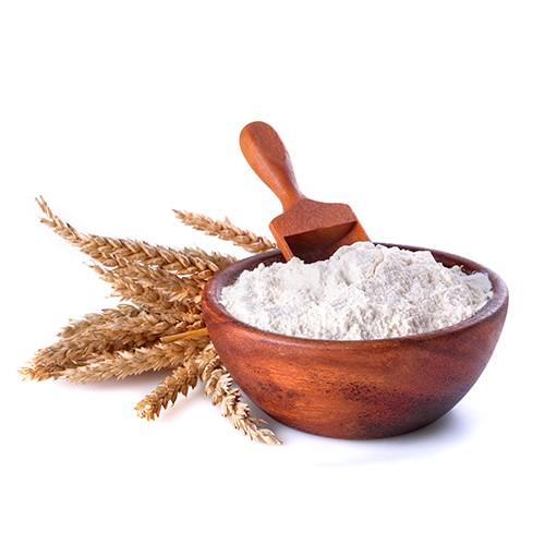 Home made wheat flour 1