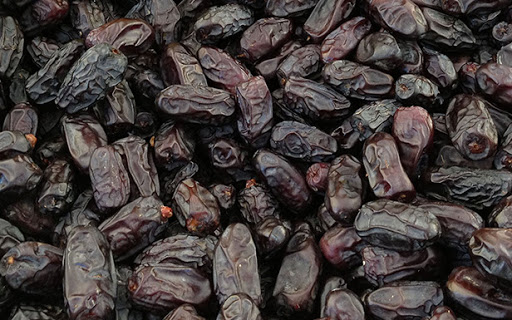 Black dates 500gm 1