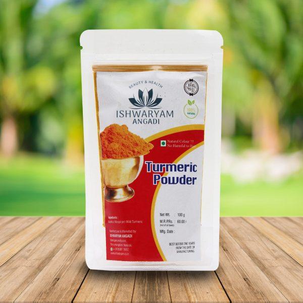 Turnmeric Powder (Kasthuri manjal)100g 1